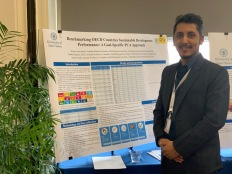 Shyam Lamichane, Graduate Student Showcase, Spring 2019, University of New Haven